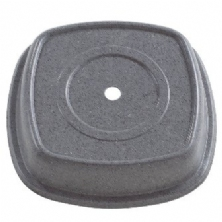 Granite Gray Square Plate Cover