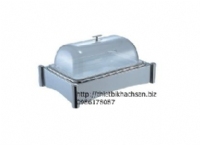Square stainless steel wet electric hot pot rack 121383