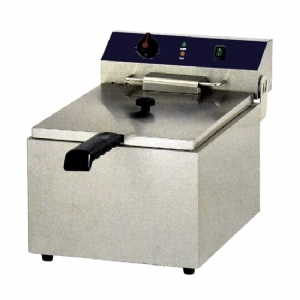 Electric fryer, tabletop, oil capacity 6 litres 1244G