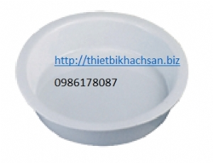 Round ceramic food bowl 126561,126567