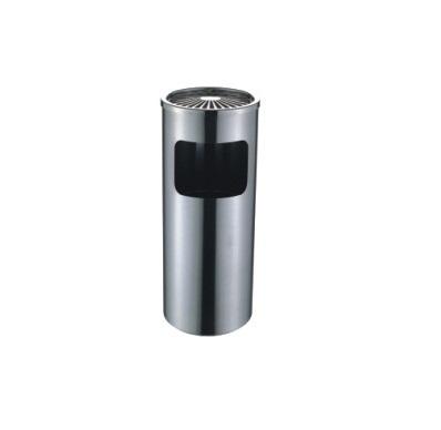 thùng rác gạt tàn hình tròn 25*61 cm 202301