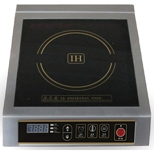 Induction hob, tabletop, 1 plate 3,5 kW 2142X