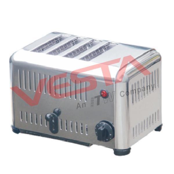 Máy móc công nghiệp: máy nướng bánh mì 4 ngăn 4ATS-A