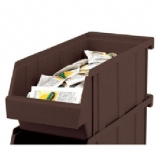 Dark Brown Versa Organizer Bin