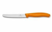 Tomato and sausage knives wavy 11cm