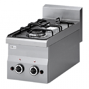 gas hob, 2 burners 6030PCG