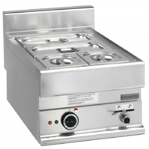 Electric bain-marie, tabletop, 1 bowl GN h=150 mm