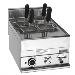 Electric pasta cooker, tabletop, 20 litres 6540CPE