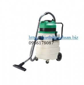 90-liter wet and dry vacuum cleaner with Italy motor(220V)(3000W)(Plastic tank   AC-604-3