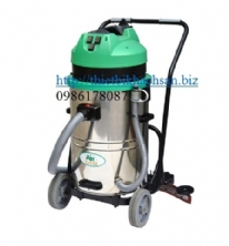 60-liter wet and dry  vacuum cleaner with Italy motor & water squeegee(220V)(3000W) AC60-3W