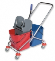 Mop Wringer Trolleys