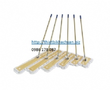 CÂY LAU SÀN, 36 (90CM)LUXURY LOBBY MOP SET(with 1.25m stick) C-004