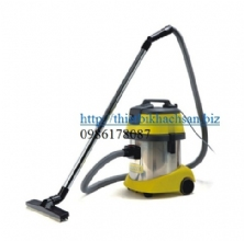 15L WET & DRY VACUUM CLEANER (S.S. tank, luxury base) (220V 1000W) with Italy motor CH15H