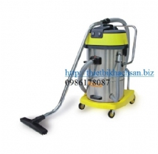 WET/DRY VACUUM CLEANERS(60L 2000W)(220V)(S.S. tank)with Italy motor CH602J