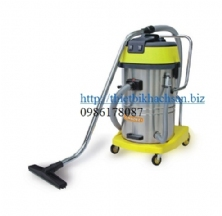 WET/DRY VACUUM CLEANERS(60L 3000W)(220V)(S.S. tank)with Italy motor CH603J