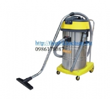 WET/DRY VACUUM CLEANERS(80L 2000W)(220V)(S.S. tank)with Italy motor CH802