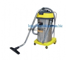 WET/DRY VACUUM CLEANERS(80L 3000W)(220V)(S.S. tank)with Italy motor CH803