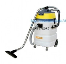 WET/DRY VACUUM CLEANER(90L 3000W)(220V)(Plastic tank)with Italy motor CH903