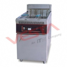 Electric Oil-water Mixed Fryer EF-44