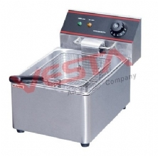 Electric 1-Tank Fryer EF-4L