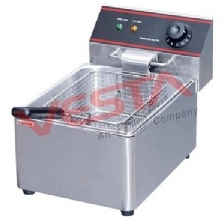 Electric 1-Tank Fryer EF-6L