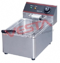 Electric 1-Tank Fryer EF-8L