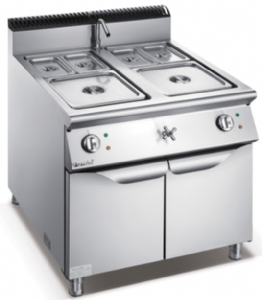 700 Series Electric Bain Marie With Cabinet F7070EBM