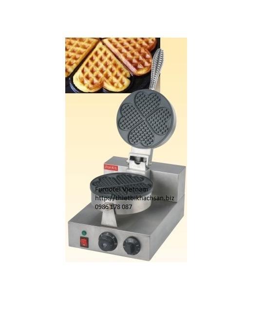 Máy làm Waffle trái tim fy-2207