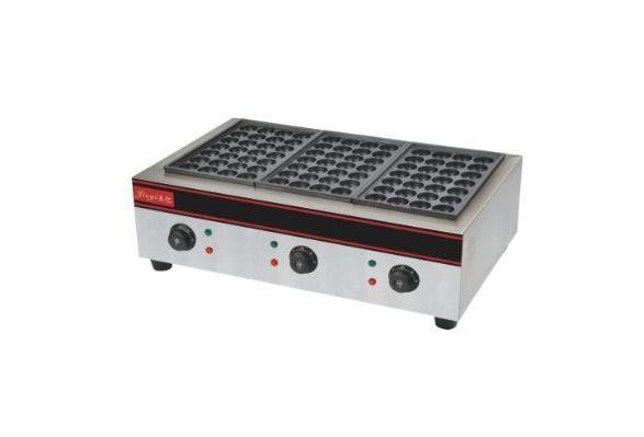 máy làm bánh bạch tuộc 3 bằng điện