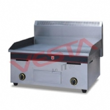 Gas Griddle (Grooved)