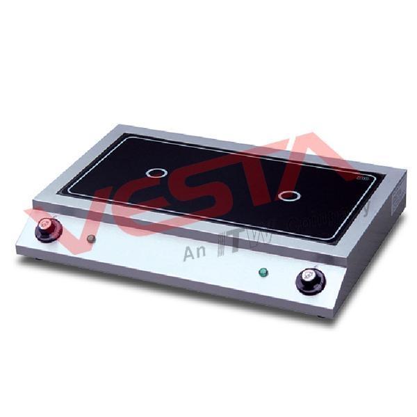 www.123nhanh.com: bếp điện từ đôi JUSTA - an ITW (USA)