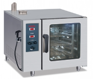 Six-layer electronic version of the universal steaming oven JO-E-E61S
