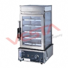 High Performance Food Display Steamer