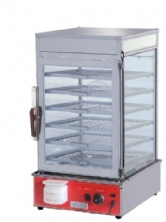 Heavy Duty Food Display Steamer(6 shelves) MME-600H-S