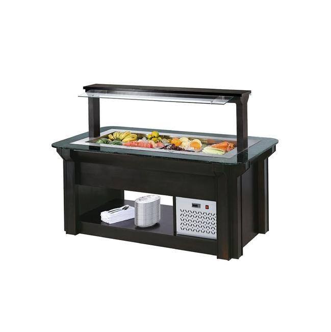 Tủ bầy salad R205