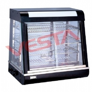 Electric Glass warming Showcase R60-2