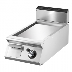 Gas griddle, top version, smooth chromed plate VS7040FTGVCRT