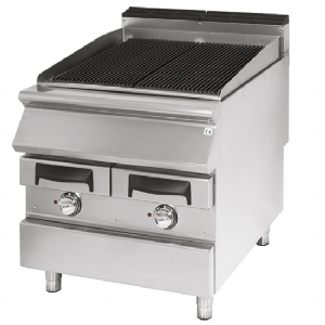 Electric grill, cooking zone in cast iron, meat/fish VS7080GRACQE