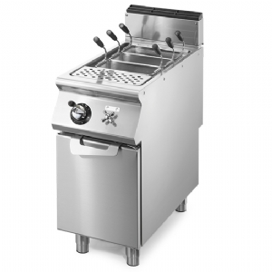 Gas pasta cooker, 1 GN 1/1 well, capacity 1x 40 litres VS9040CPGS