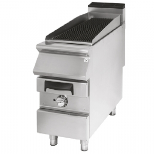 Gas grill, cooking zone in cast iron, meat/fish VS9040GRACQG