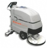 Xe đánh sàn chuyên dụng Single-brush ground cleaning machine WITH CABLE