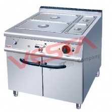 Electric Bain Marie With Cabinet  ZH-TB