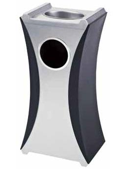 Thùng rác gạt tàn inox GPX-209-C