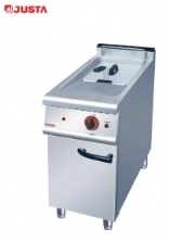 Electric 1-tank Fryer (1-basket) with Cabinet JZH-TC-1