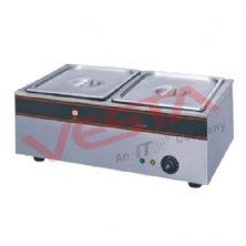 Electric 2-pan Bain Marie BS-2V