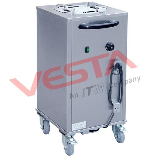 Electric Plate Warmer Cart(1-Holder) DRN-1