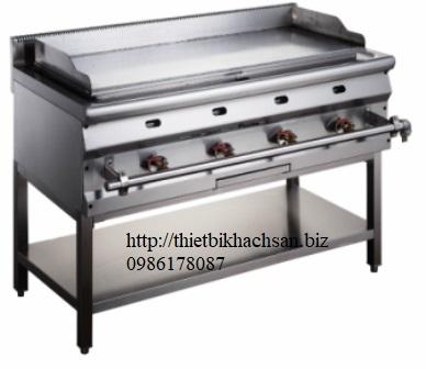 www.123nhanh.com: bếp rán phẳng dùng gas