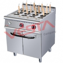 Gas Pasta Cooker With Cabinet JZH-RM-12