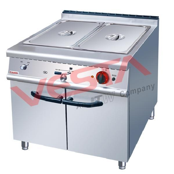 Electric Bain Marie With Cabinet JZH-TB