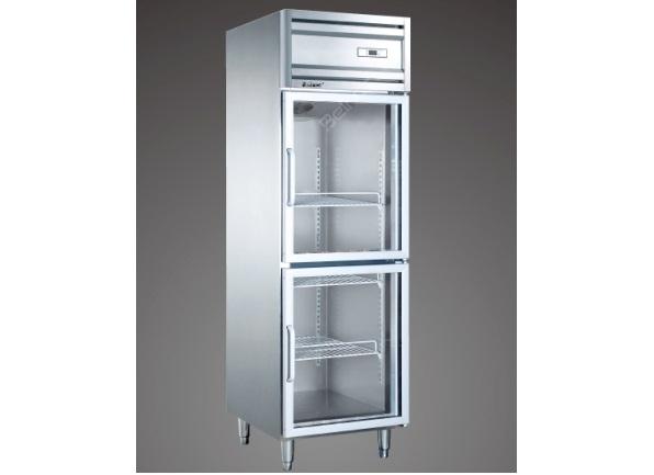 Tủ lạnh đứng 2 cánh kính KG0.5L2
